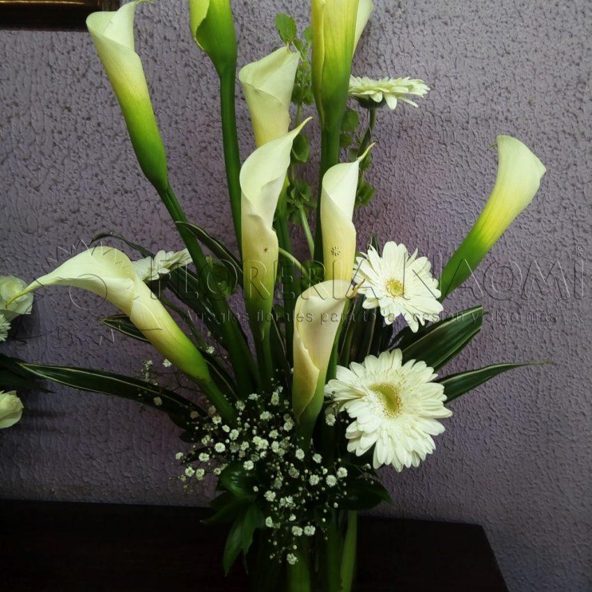 Arreglos Florales Para Funerales En Coyoacan Con Envío A