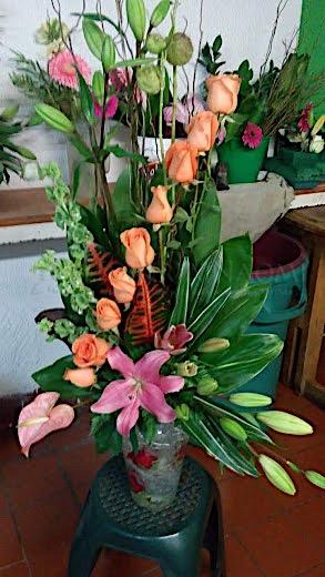 Arreglos Florales Para Toda Ocasión En Coyoacan Con Envío A